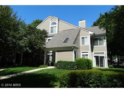 12296 FORT BUFFALO CIR #463 Fairfax, VA MLS# FX8461973