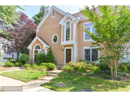 1487 CHURCH HILL PL #1487 Reston, VA MLS# FX8462273
