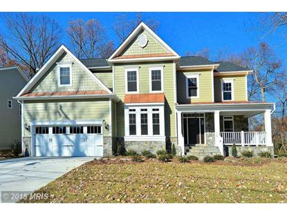 6614 GORDON AVE Falls Church, VA MLS# FX8462779