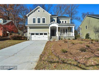 6616 GORDON AVE Falls Church, VA MLS# FX8463050