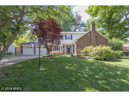 8807 SANDY RIDGE CT Fairfax, VA MLS# FX8465771
