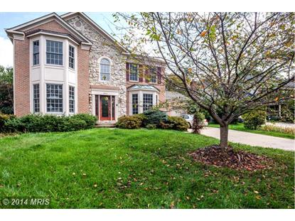 2603 BARNSIDE CT Herndon, VA MLS# FX8471798