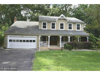 11632 DEER FOREST RD Reston, VA MLS# FX8472377