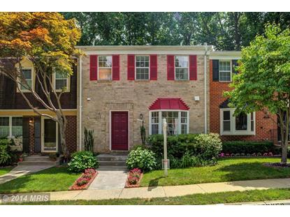 11711 BRIARY BRANCH CT Reston, VA MLS# FX8472953