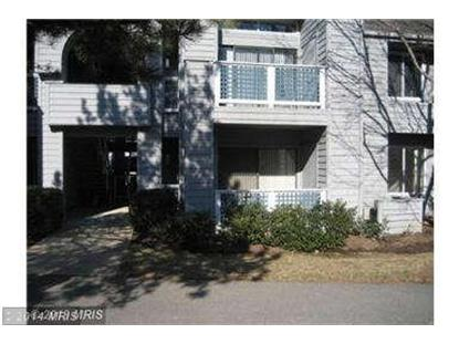 11739A SUMMERCHASE CIR #1739-A Reston, VA MLS# FX8473667
