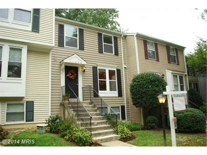 11050 GRANBY CT Reston, VA MLS# FX8473760