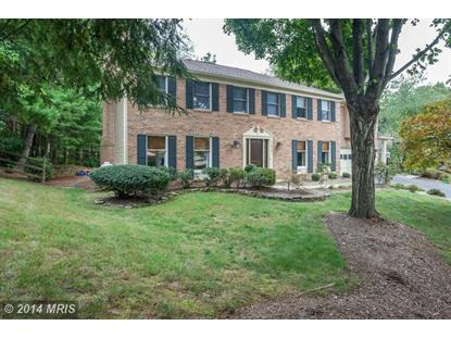 11610 QUAIL RIDGE CT Reston, VA MLS# FX8475658