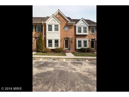 3902 GREEN LOOK CT Fairfax, VA MLS# FX8477427