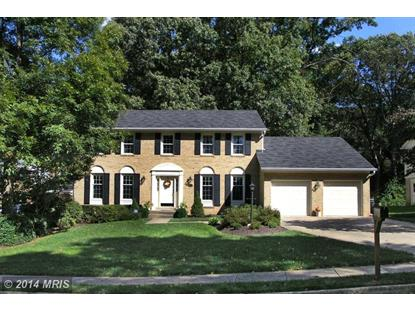 9812 FLINTRIDGE CT Fairfax, VA MLS# FX8477504