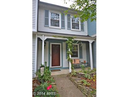 1618 HARVEST GREEN CT Reston, VA MLS# FX8477822
