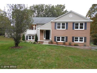 1953 WEYBRIDGE LN Reston, VA MLS# FX8478274