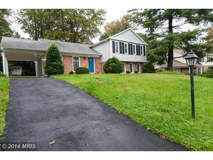 10919 SPURLOCK CT Fairfax, VA MLS# FX8481805
