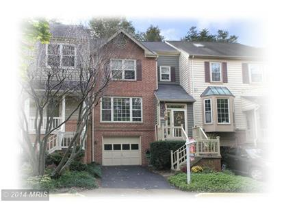 11715 GREAT OWL CIR Reston, VA MLS# FX8482833