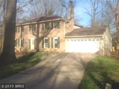 2352 SWAPS CT Reston, VA MLS# FX8484317