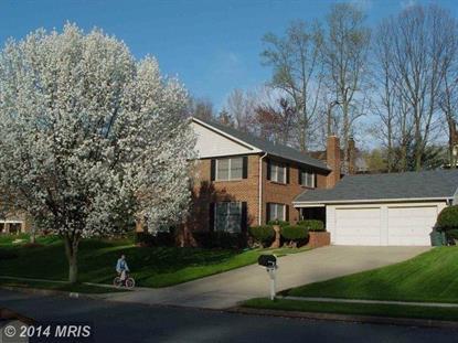 3909 BENTWOOD CT Fairfax, VA MLS# FX8484502