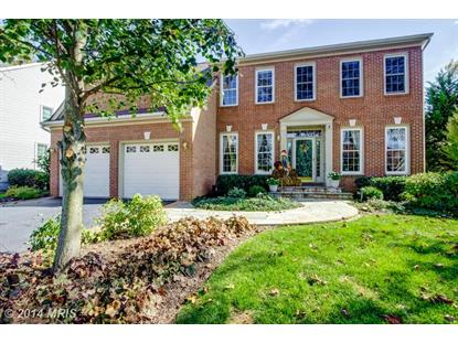 13603 BARE ISLAND DR Chantilly, VA MLS# FX8484620