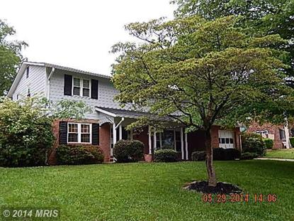 5414 CHATSWORTH CT Fairfax, VA MLS# FX8486856