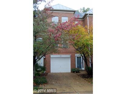 1704 RANDOM STONE CT Reston, VA MLS# FX8487917