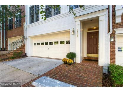 7476 CARRIAGE HILLS DR McLean, VA MLS# FX8491110