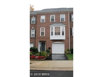 4724 BIDEFORD SQ Fairfax, VA MLS# FX8492813