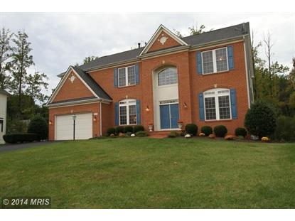 4854 MUDDLER WAY Fairfax, VA MLS# FX8492880