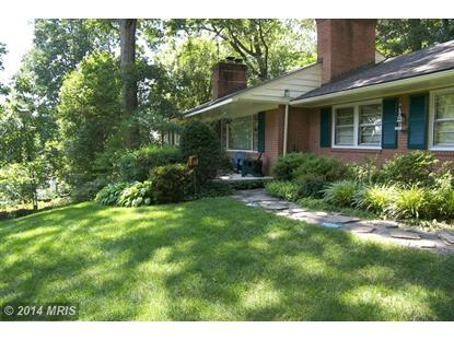 2300 HIGHLAND TER Falls Church, VA MLS# FX8494627