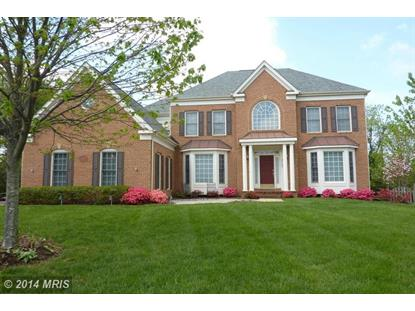 2702 ROBALEED WAY Herndon, VA MLS# FX8496840