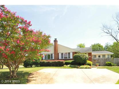 7319 FAIRCHILD DR Alexandria, VA MLS# FX8497105
