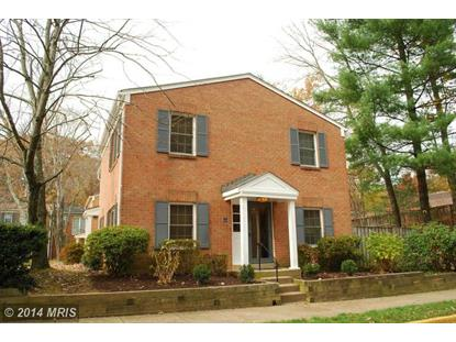 2220 GUNSMITH SQ Reston, VA MLS# FX8497178