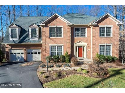 12801 HAMLET HILL WAY Fairfax, VA MLS# FX8497869