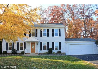 5514 HAMPTON FOREST WAY Fairfax, VA MLS# FX8499346