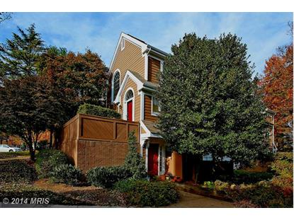 1439 CHURCH HILL PL #1439 Reston, VA MLS# FX8500123