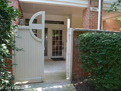 1301 GARDEN WALL CT #901 Reston, VA MLS# FX8500733