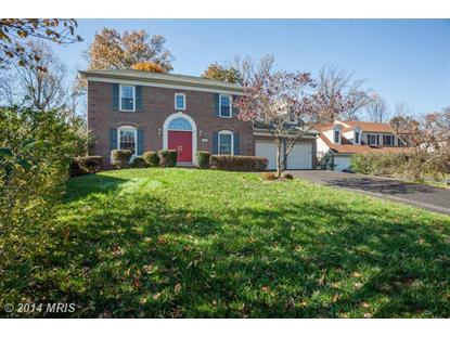 13536 SMALLWOOD LN Chantilly, VA MLS# FX8500959