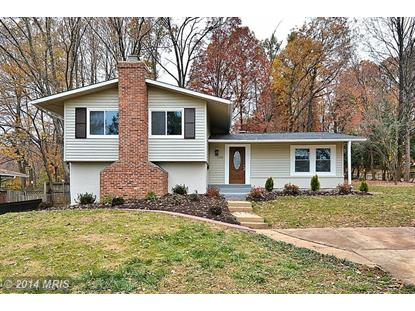 11100 BYRD DR Fairfax, VA MLS# FX8503108