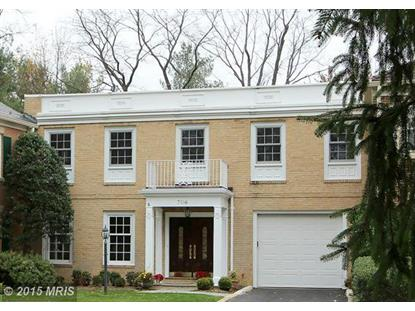 706 BLUEBERRY HILL RD McLean, VA MLS# FX8505036
