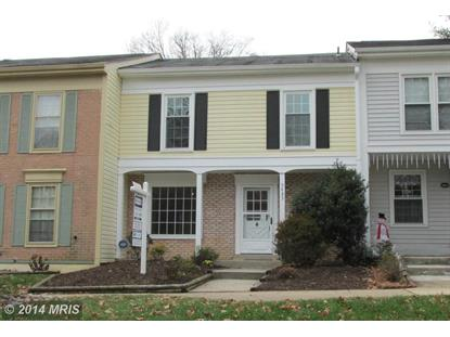 5423 CROWS NEST CT Fairfax, VA MLS# FX8506131