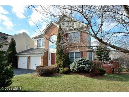 1332 MURRAY DOWNS WAY Reston, VA MLS# FX8507903