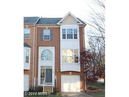 1260 WILD HAWTHORN WAY Reston, VA MLS# FX8508305