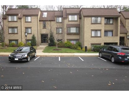 1629 PARKCREST CIR #101 Reston, VA MLS# FX8510013