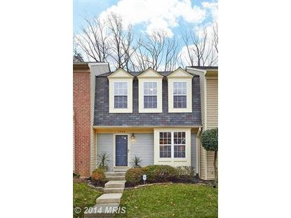 3965 COLLIS OAK CT Fairfax, VA MLS# FX8510034