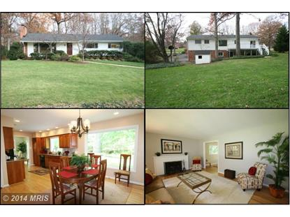 4017 OLD HICKORY RD Fairfax, VA MLS# FX8510159