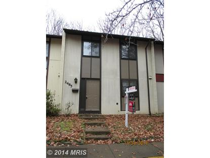 2485 PYRENEES CT Reston, VA MLS# FX8510249