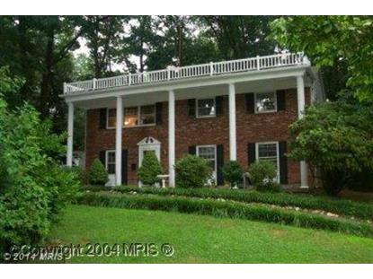 4313 PICKETT RD Fairfax, VA MLS# FX8510322