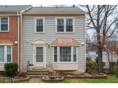 5501 RIDGETON HILL CT Fairfax, VA MLS# FX8512530