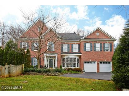 6303 WALDEN WOODS McLean, VA MLS# FX8513056
