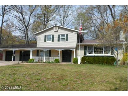 4306 KILBOURNE DR Fairfax, VA MLS# FX8515013