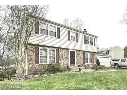 2631 PURITAN CT Herndon, VA MLS# FX8515156