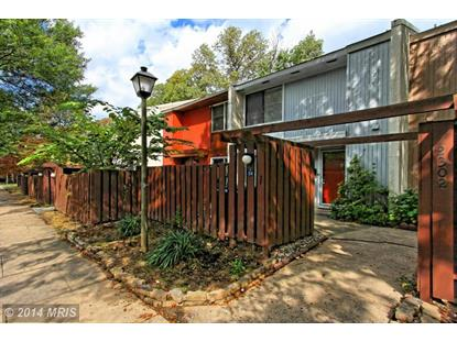 2304 SOUTHGATE SQ Reston, VA MLS# FX8517310
