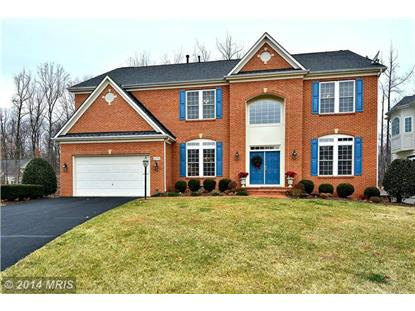 4854 MUDDLER WAY Fairfax, VA MLS# FX8517704